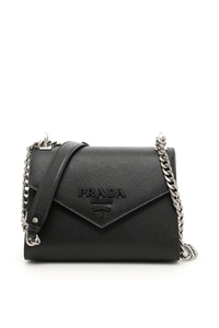 SAFFIANO MONOCHROME BAG