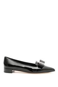 PATENT ALICE LOAFERS