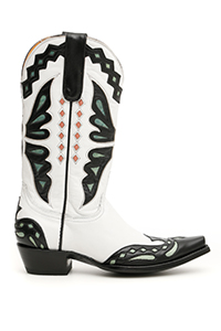 BUTTERFLY BOOT WH001