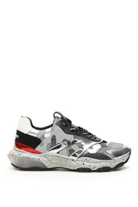 CAMOUFLAGE BOUNCE SNEAKERS