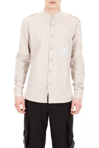 SHIRT WITH MEDALLION