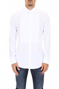 SHIRT WITH SOFT PLASTRON