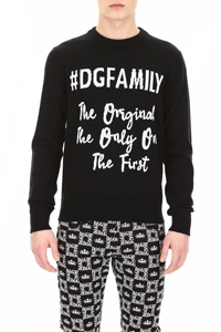 #DGFAMILY PULLOVER