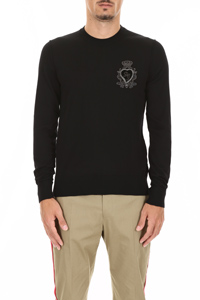 PULLOVER WITH SACRED HEART