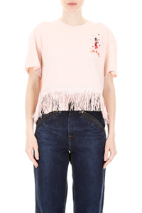 FRINGED HAWAIIAN T-SHIRT