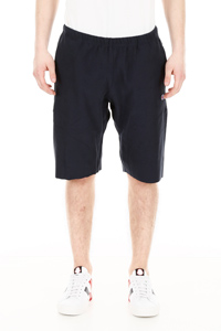 BERMUDA SHORTS WITH LOGO INITIAL