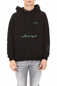 INSTRUCTIONS HOODIE