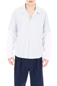 LARRY DOUBLE SLEEVE SHIRT