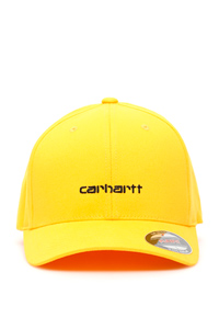SCRIPT BUCKET BASEBALL CAP