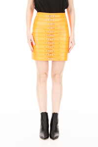 BUCKLED DITA SKIRT