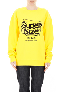 SUPER SIZE SWEATSHIRT