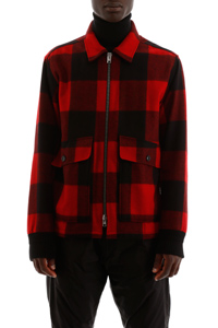 BLOUSON BUFFALO CHECK