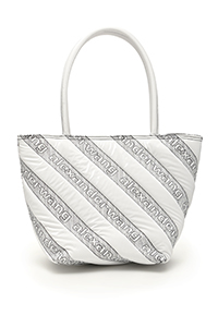 SHOPPER LOGO ROXY QUILTED