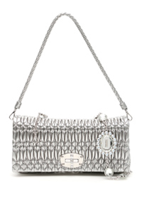NAPPA MIU CRYSTAL BAG