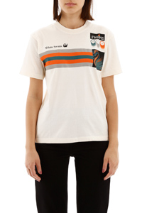 T-SHIRT STAMPA OLYMPIC