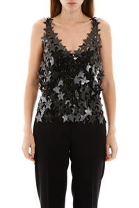 MAXI STAR SEQUINS TOP