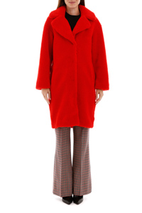 CAPPOTTO ECO SHERALING CAMILLE COCOON