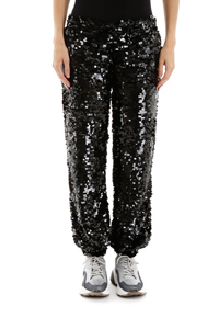 SEQUINS TROUSERS