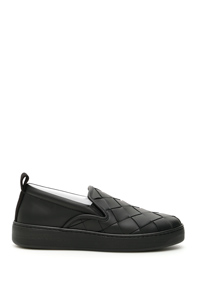 SNEAKER SLIP ON MAXI INTRECCIO