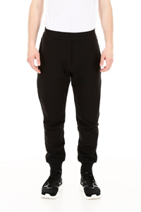 JOGGERS WITH SKULL EMBROIDERY