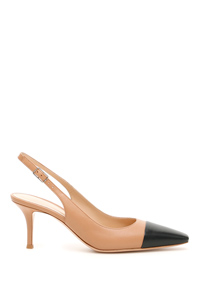 BICOLOR LUCY SLINGBACK