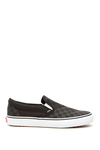 SNEAKERS CLASSIC SLIP-ON CHECKERBOARD UNISEX