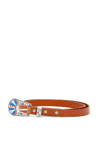 CINTURA MULTICOLOR BUCKLE