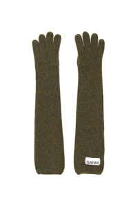 LONG KNIT GLOVES