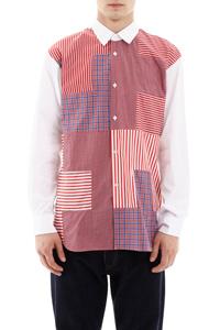 MULTI PATCH SHIRT