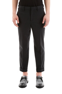 TROUSERS WITH DOUBLE BAND
