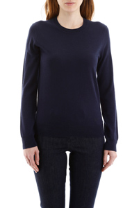 BUTTONED CASHMERE PULL