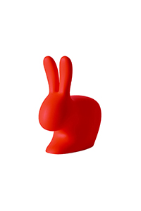 RABBIT CHAIR BABY RED