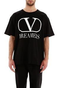 T-SHIRT V LOGO DREAMERS