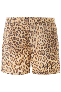 ANIMAL PRINT SWIM TRUNKS