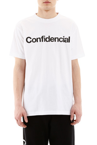 T-SHIRT STAMPA CONFIDENCIAL