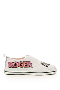 SNEAKERS CALL ME VIVIER PATCH