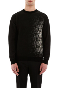 PULLOVER PIXEL FF