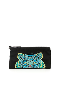 POUCH WALLET TIGER