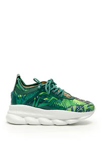 SNEAKER CHAIN REACTION STAMPA JUNGLE