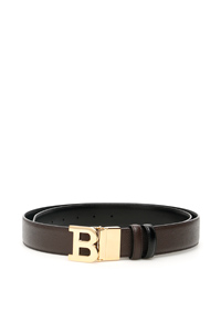 REVERSIBLE B BUCKLE BELT