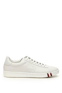 ASHER LEATHER SNEAKERS