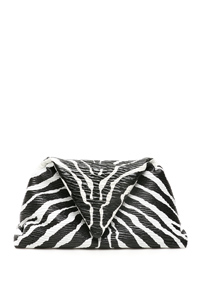 CLUTCH ENVELOPE TRIANGOLO ZEBRA