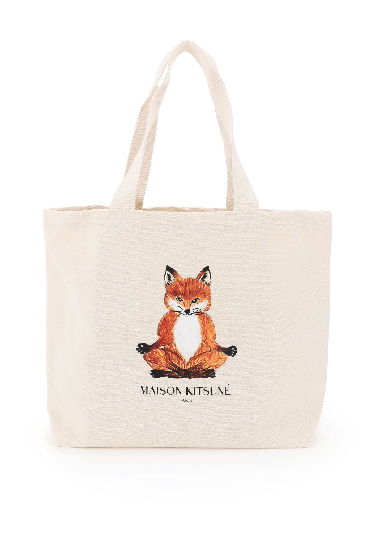 FOX HEAD LOGO TOTE BAG