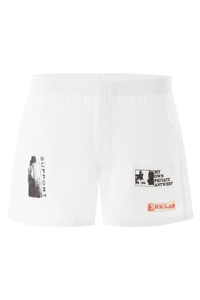 BOXER SHORTS WITH PATCHES