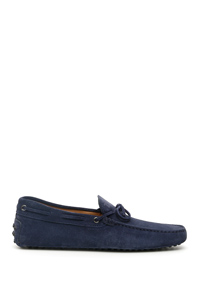 SUEDE GOMMINO LOAFERS