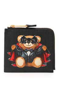BAT TEDDY BEAR WALLET