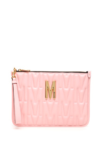 CLUTCH QUILTED MONOGRAM