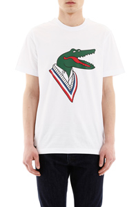 JEAN-MICHEL TIXIER CROCO SERIES T-SHIRT