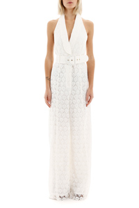 JUMPSUIT IN PIZZO