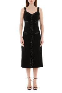 NAKI DRESS BLACK
